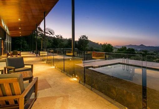 1052 Coolamon Scenic Drive night pool