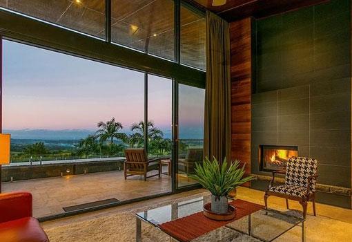 1052 Coolamon Scenic Drive fireplace