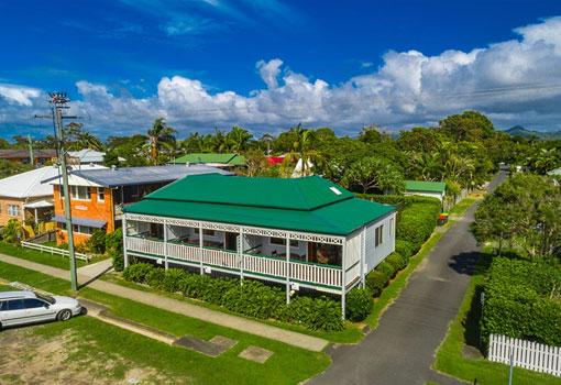 2 park street aerial