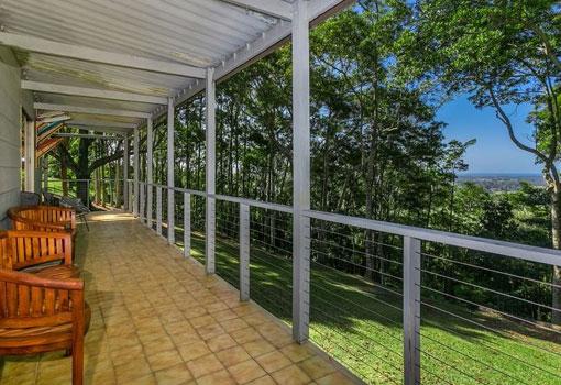 306 Coolamon Scenic Drive verandah