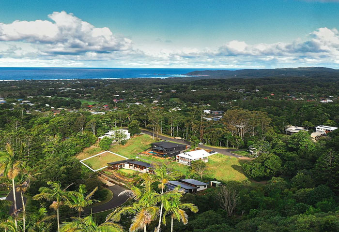 vacant land in byron bay